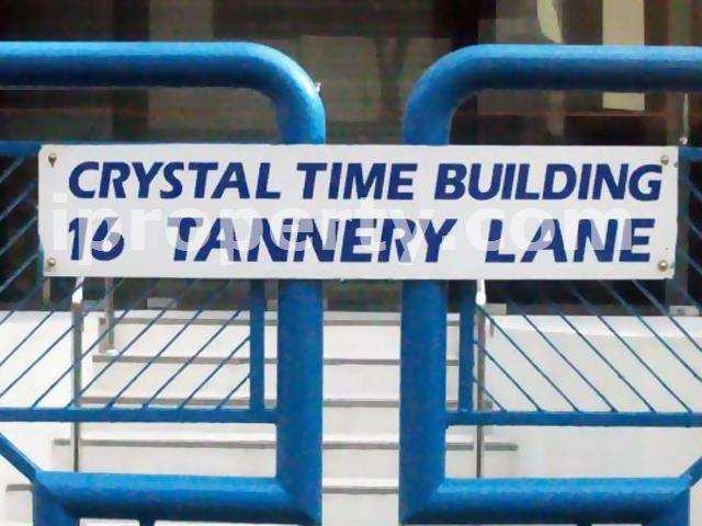 Crystal Time Building