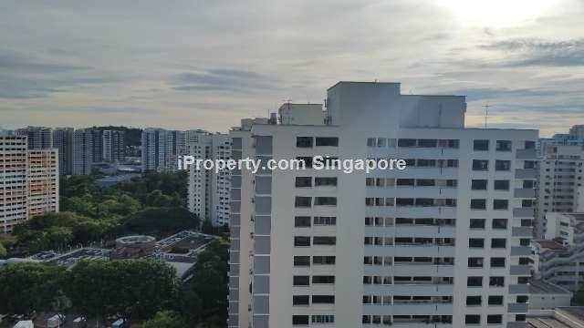 Jurong West, Blk 217B