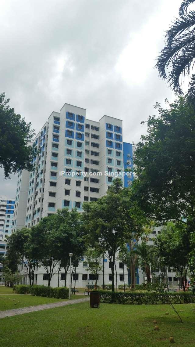 Jurong West, Blk 684C
