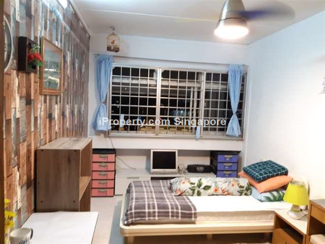 Jurong West, Blk 643