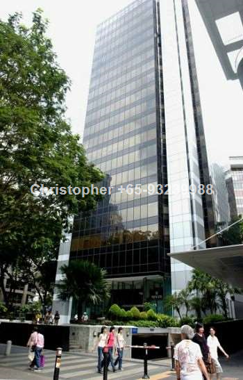Main Orchard Road mixed-Office Building