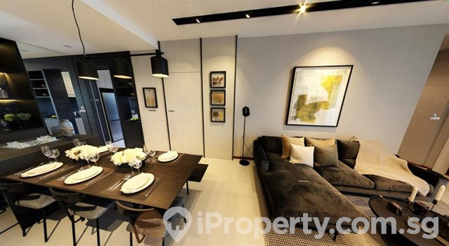 One of the Lowest PSF New Condo in D15