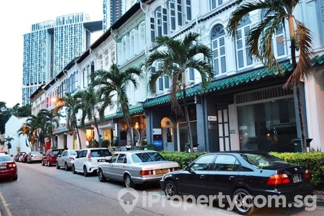 Shophouse for sale Capital Gain Potential Near MRT