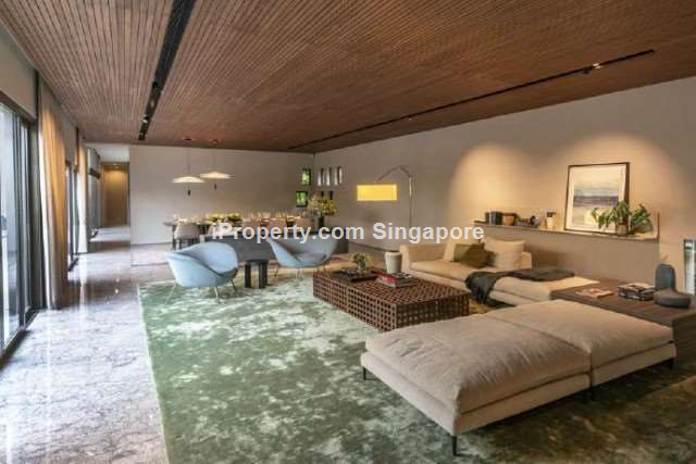 MODERN AND MAJESTIC DETACHED HOME IN BUKIT TIMAH
