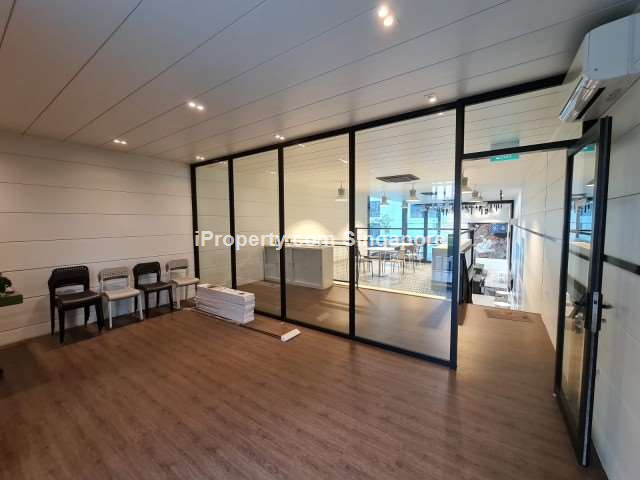 Brand New Freehold Office Plus Storage B1 Space For Sale Investment Choice