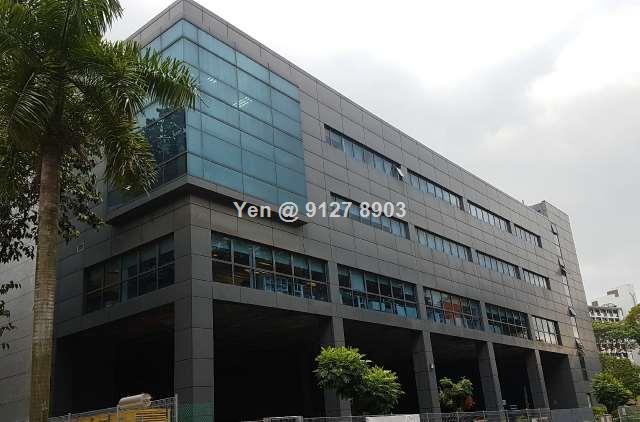 Ground floor Light Industrial rent - Commonwealth