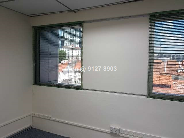 Maxwell House small office for rent. Tg Pagar MRT