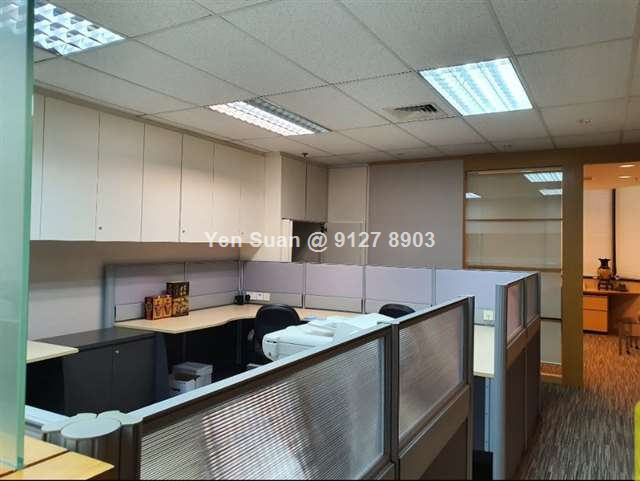 Commercial Office, CBD. Priced to rent. Fitted