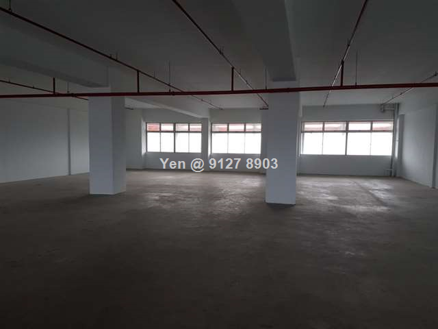 Kaki Bukit Industrial Estate