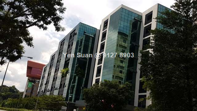 Light Industrial / office, Interlocal Centre