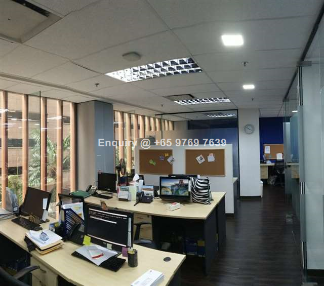 Fitted Office For Rent at Raffles Place