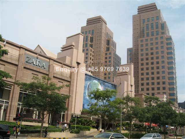 Great World City