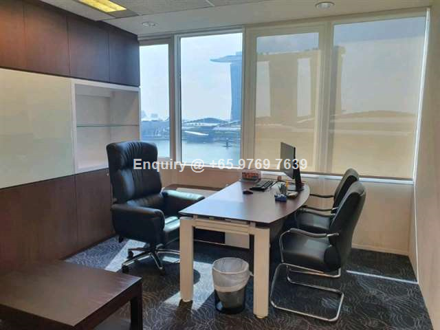 Office @ 20 Collyer Quay