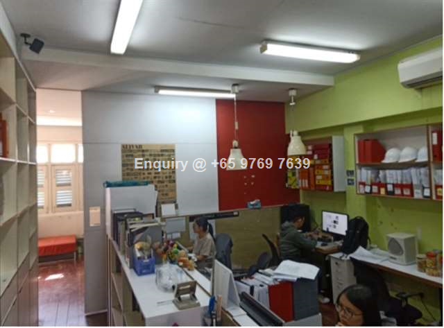 Shop House Office at Ann Siang Road