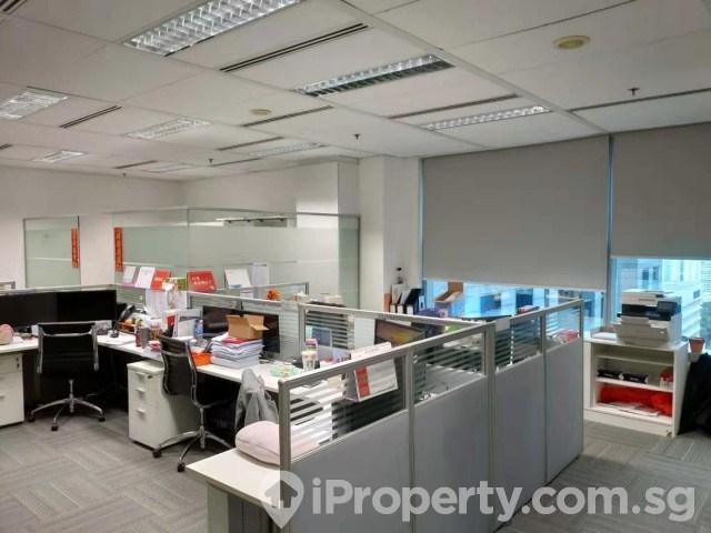 SGX Centre I