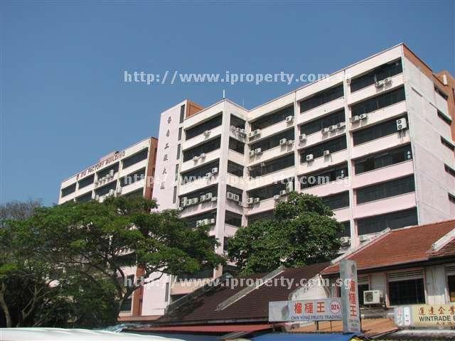 Yi Xiu Factory Building
