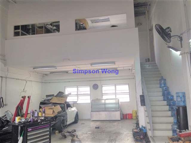 B2 Car Workshop for Rent at Kaki Bukit