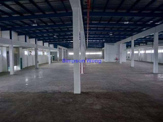 Warehouse Space For Rent at Toh Guan Road