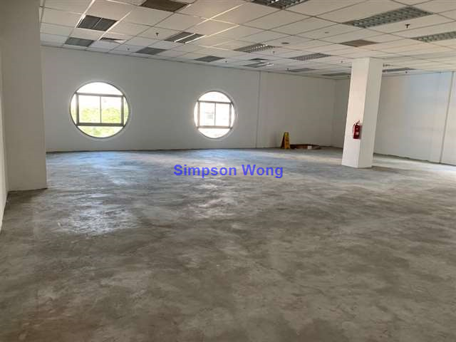 Office Unit c/w Ctral Aircon for Rent Near Katong
