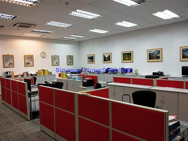 Fitted Office Unit for Rent Near Jurong East MRT