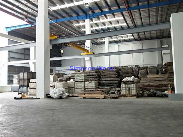 Workshop/Warehouse c/w Overhead Crane for Rent at