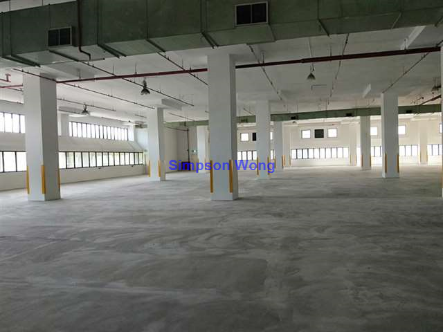 B2 High Ceiling Unit for Rent at Tai Seng