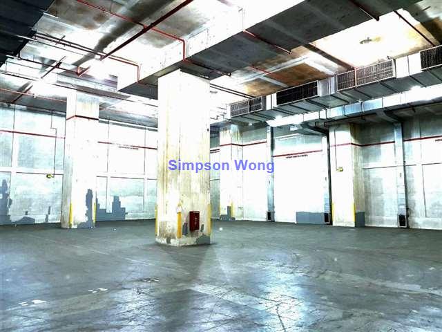 DG Flammable Warehouse for Rent at Jalan Buroh