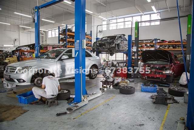 Motoring Auto Centre for Sale Near Redhill MRT