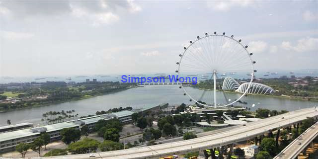 Fitted Office for Rent Near Marina Square Area