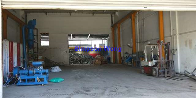 Landed Factory c/w Overhead Crane for Rent at Tuas