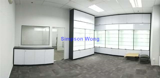 Fitted Retail Unit for Rent Near City Hall MRT