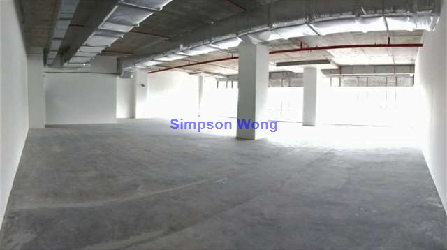 Business Park Unit for Rent at Changi Business Pk