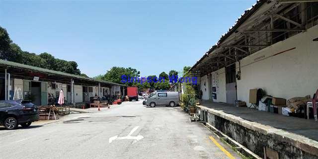 Ground Floor Warehse for Rent Near Telok Blangah