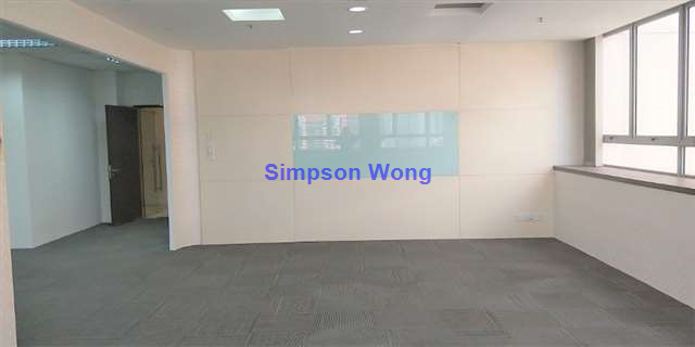 B1 Fitted c/w Roof Terrace for Rent at Bukit Merah