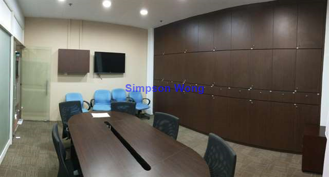 Fully fitted office for Rent Near City Hall MRT