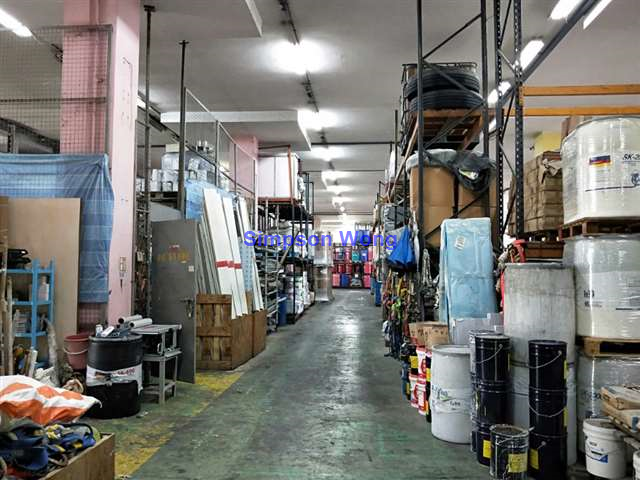 Ground Floor Warehouse for Rent in Jurong