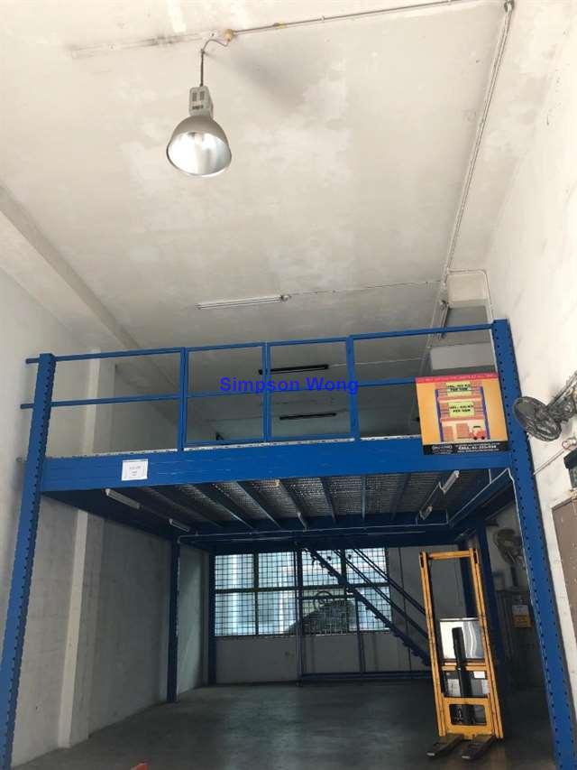 3- Storey  B2 Unit for Rent at Kaki Bukit