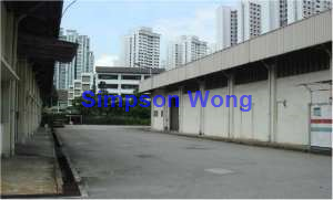 Ground Flr Warehouse For Rent at Bukit Timah Rd