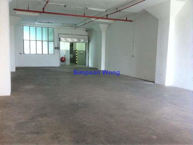 B2 Unit for Rent at Kaki Bukit