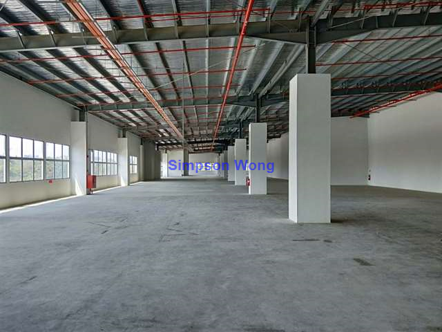 B2 Industrial Unit for Rent Near Joon Koon MRT