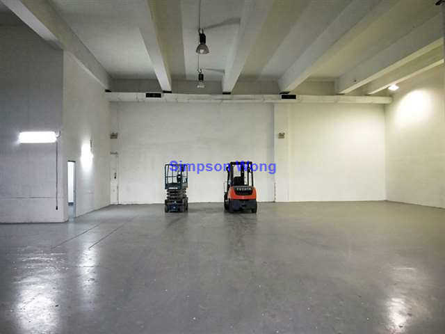 B2 High Ceiling Workshop/Warehse for Rent at Tuas