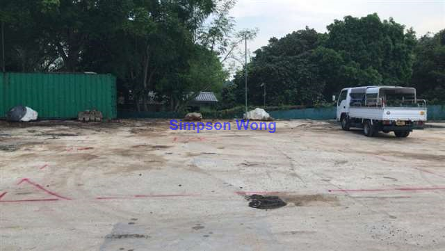 Open Space for Rent at Yishun