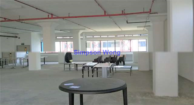 B1 Unit for Rent at Tannery