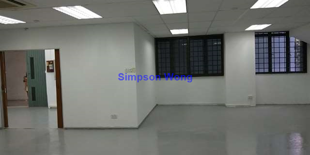 B2 Fitted Unit for Rent at Tannery/ Macpherson