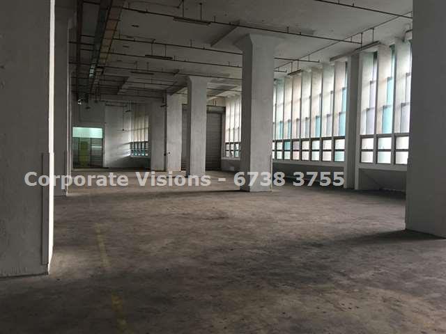 Lam Soon Industrial Building