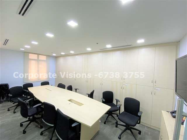 Fitted Office for Rent Near Clarke Quay MRT