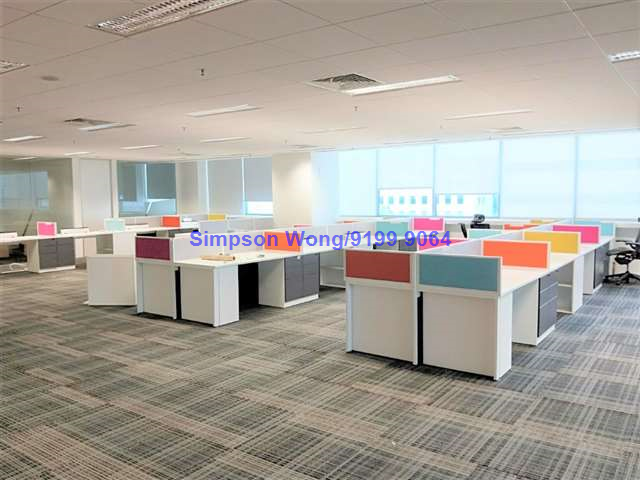 Fitted Biz Pk Unit for Rent at Changi Business Pk