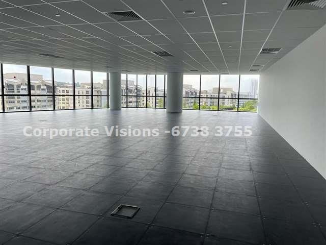 Semi- Fitted Office for Rent Near Woodlands MRT