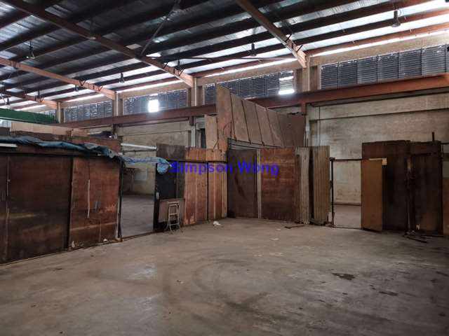 Ground Floor Warehouse for Rent at Sungei Kadut