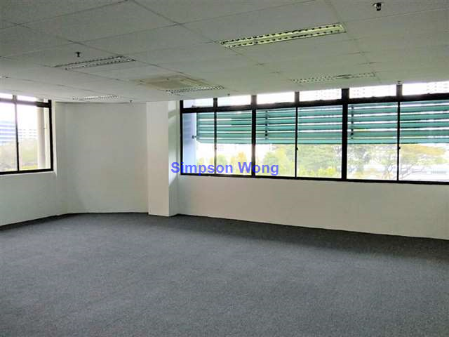 B1 Fitted Small Unit for Rent at Jalan Bukit Merah